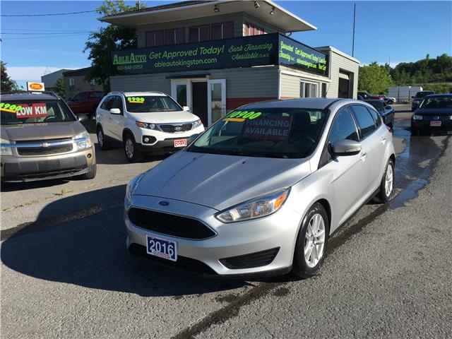 2016 Ford Focus SE (Stk: 2684) in Kingston - Image 1 of 12