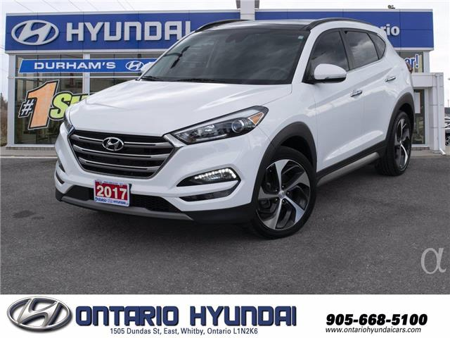 2017 Hyundai Tucson Ultimate (Stk: 65582K) in Whitby - Image 1 of 21