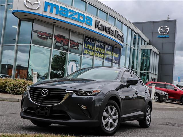 2017 Mazda CX-3 GX (Stk: M1001) in Ottawa - Image 1 of 28