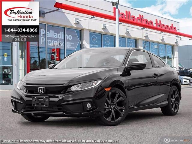 2020 Honda Civic Sport (Stk: 22570) in Greater Sudbury - Image 1 of 23