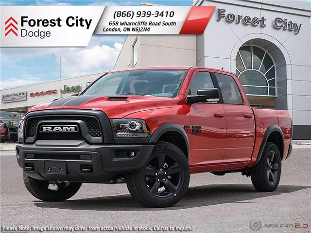 2020 RAM 1500 Classic SLT (Stk: 20-R059) in London - Image 1 of 23