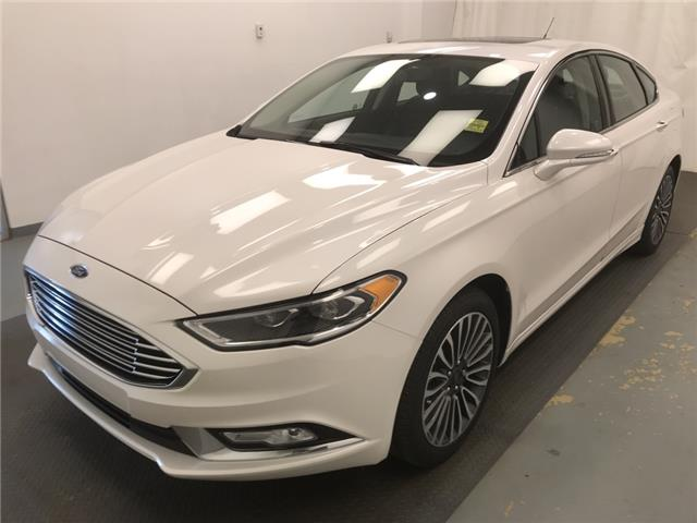2017 Ford Fusion SE (Stk: 217977) in Lethbridge - Image 1 of 30