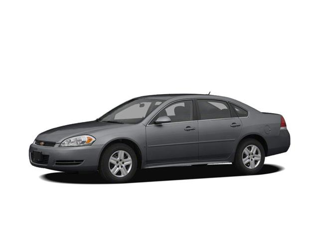 Used 2011 Chevrolet Impala LS  - Penticton - Huber Bannister Chevrolet Ltd.