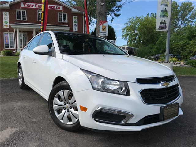 2016 Chevrolet Cruze Limited 1LT (Stk: 5615) in London - Image 1 of 22