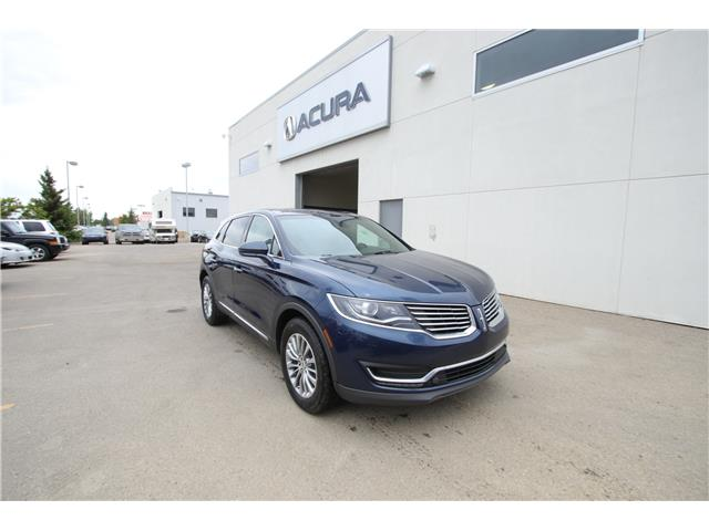 2017 Lincoln MKX Select (Stk: 20MD0741A) in Red Deer - Image 1 of 22