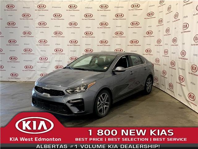 2020 Kia Forte EX Premium (Stk: 22285) in Edmonton - Image 1 of 30