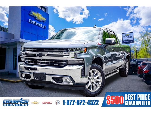 2020 Chevrolet Silverado 1500 LTZ (Stk: 20-89) in Trail - Image 1 of 29