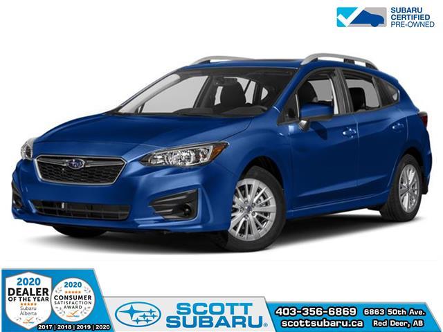 2017 Subaru Impreza Touring (Stk: 18504V) in Red Deer - Image 1 of 10