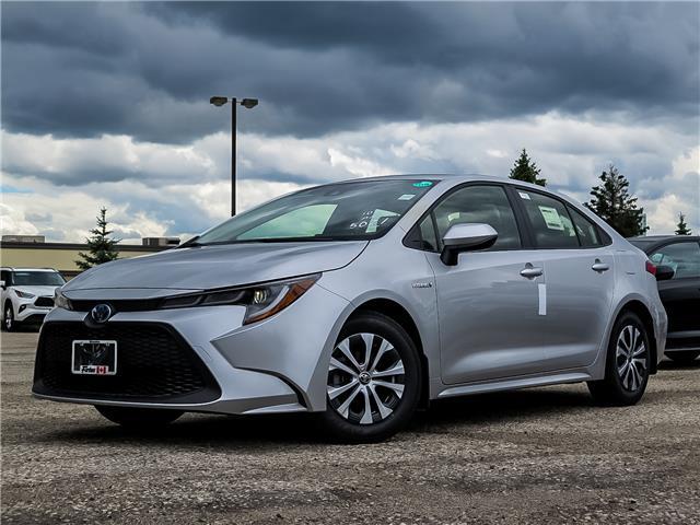 2021 Toyota Corolla Hybrid Base w/Li Battery (Stk: 12001) in Waterloo - Image 1 of 18