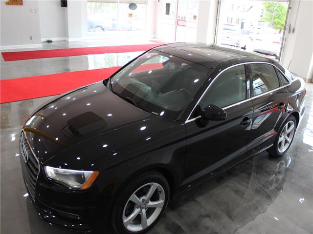 2016 Audi A3 2.0T Progressiv (Stk: 101303) in Richmond Hill - Image 1 of 26
