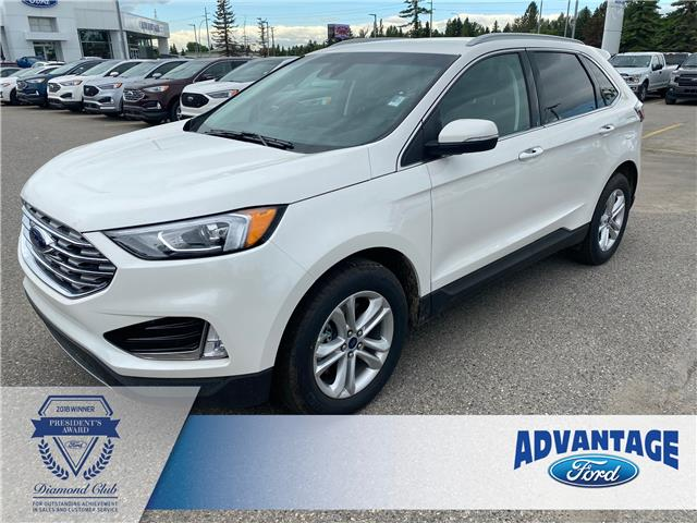2020 Ford Edge SEL (Stk: L-447) in Calgary - Image 1 of 6
