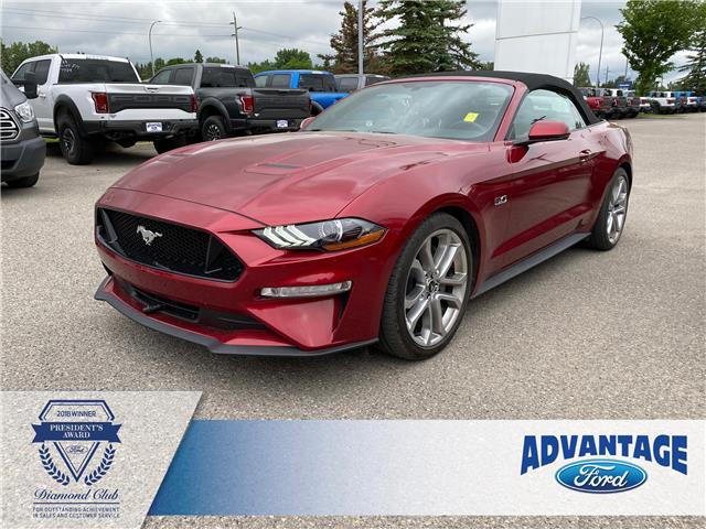 2019 Ford Mustang GT Premium (Stk: 5679) in Calgary - Image 1 of 22