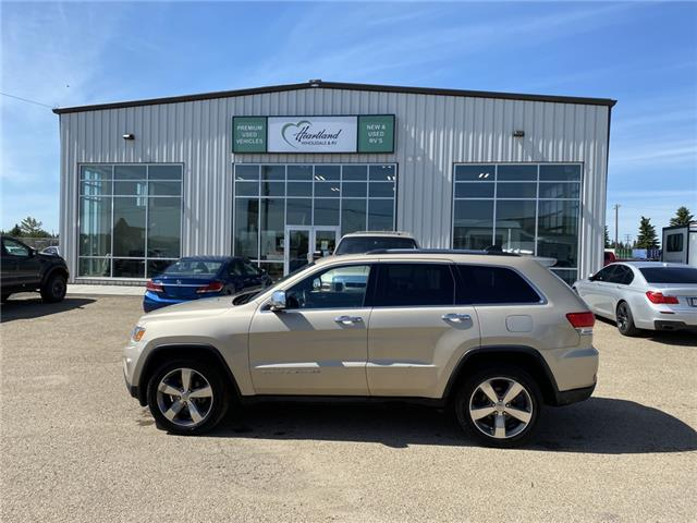 2015 Jeep Grand Cherokee Limited (Stk: HW951) in Fort Saskatchewan - Image 1 of 30