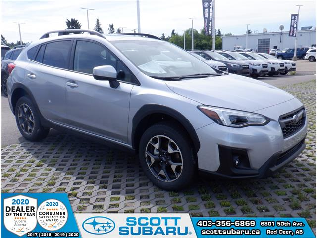 2020 Subaru Crosstrek Sport (Stk: 213164) in Red Deer - Image 1 of 8