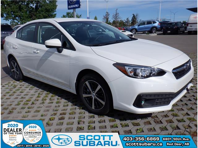 2020 Subaru Impreza Touring (Stk: 608637) in Red Deer - Image 1 of 8