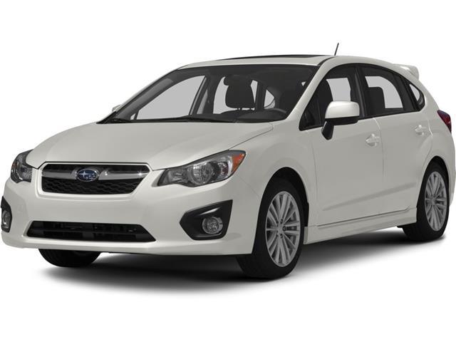 2013 Subaru Impreza 2.0i (Stk: 15288AS) in Thunder Bay - Image 1 of 10