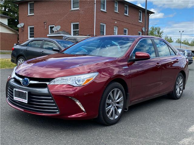 2017 Toyota Camry Hybrid XLE (Stk: CW080A) in Cobourg - Image 1 of 1