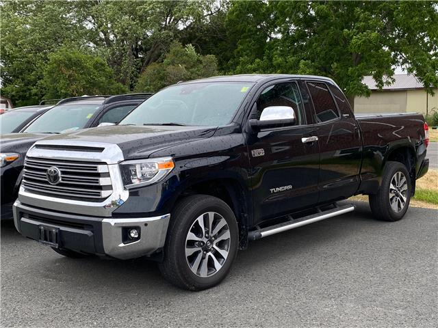2018 Toyota Tundra Limited 5.7L V8 (Stk: W5063A) in Cobourg - Image 1 of 1