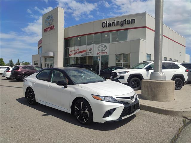2020 Toyota Camry XSE (Stk: 20402) in Bowmanville - Image 1 of 7