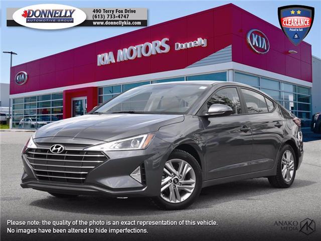 2020 Hyundai Elantra Preferred (Stk: KU2384) in Kanata - Image 1 of 26