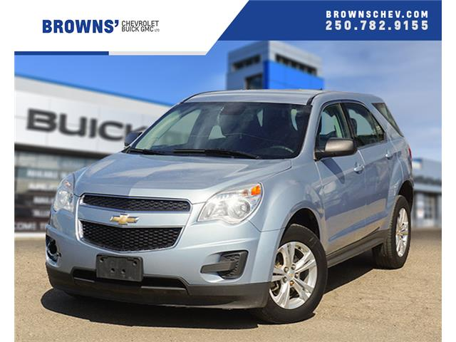2015 Chevrolet Equinox LS (Stk: T20-1266A) in Dawson Creek - Image 1 of 16