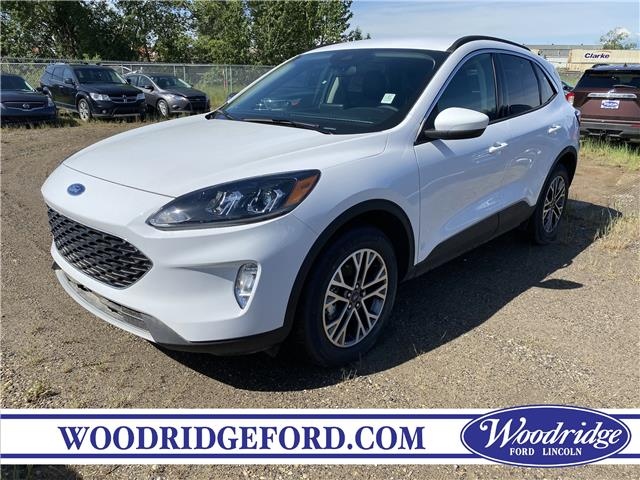 2020 Ford Escape SEL (Stk: L-165) in Calgary - Image 1 of 5