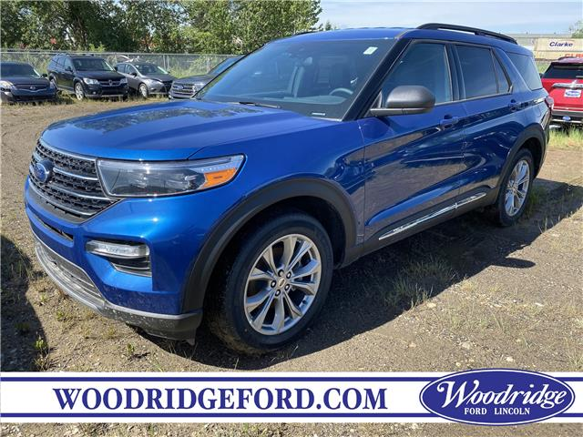2020 Ford Explorer XLT (Stk: L-346) in Calgary - Image 1 of 5