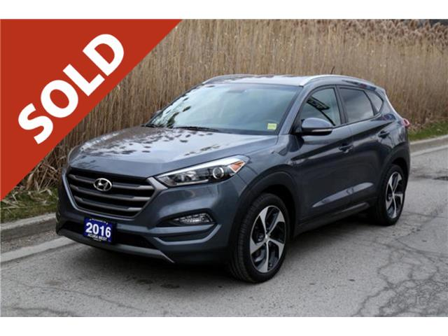 2016 Hyundai Tucson AWD 4dr 1.6L Premium -Ltd Avail- (Stk: 7205B) in London - Image 1 of 1