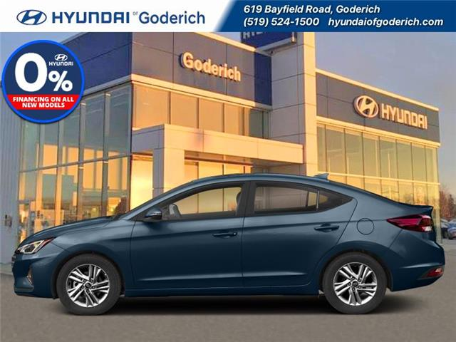 2020 Hyundai Elantra Luxury (Stk: 20303) in Goderich - Image 1 of 1