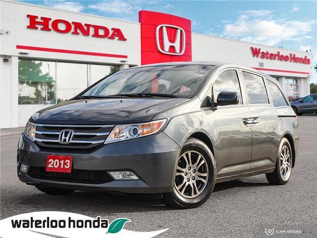 2013 Honda Odyssey EX-L (Stk: H4295A) in Waterloo - Image 1 of 25