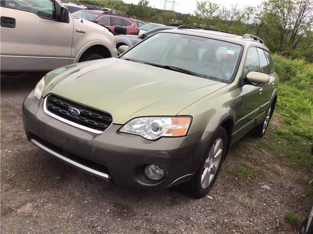 2007 Subaru Outback 2.5 i (Stk: S4170A) in Peterborough - Image 1 of 15