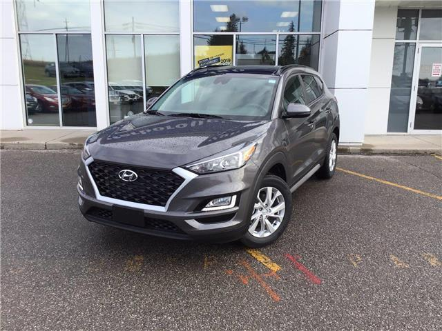 2020 Hyundai Tucson Preferred w/Sun & Leather Package (Stk: H12507) in Peterborough - Image 1 of 23