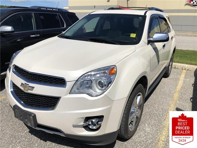 2014 Chevrolet Equinox LTZ (Stk: 20203A) in Orillia - Image 1 of 1