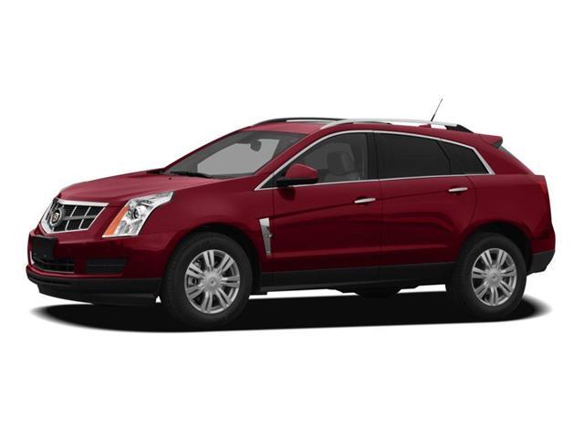 Used 2011 Cadillac SRX   - Vancouver - Carter Honda