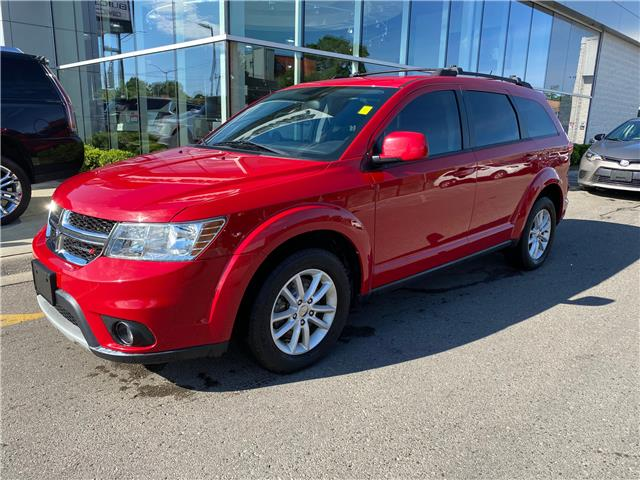 2013 Dodge Journey SXT/Crew (Stk: 150594) in London - Image 1 of 1