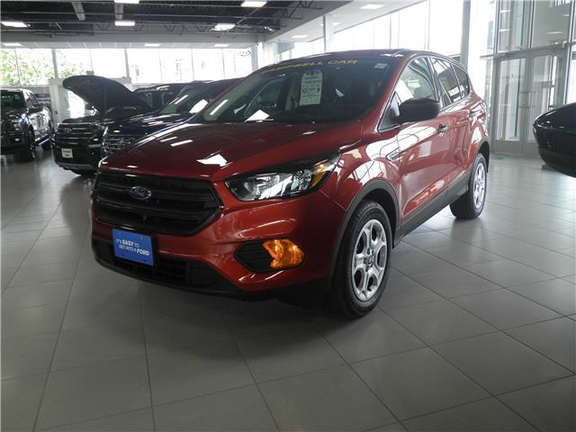 2019 Ford Escape S (Stk: 1913410) in Ottawa - Image 1 of 10
