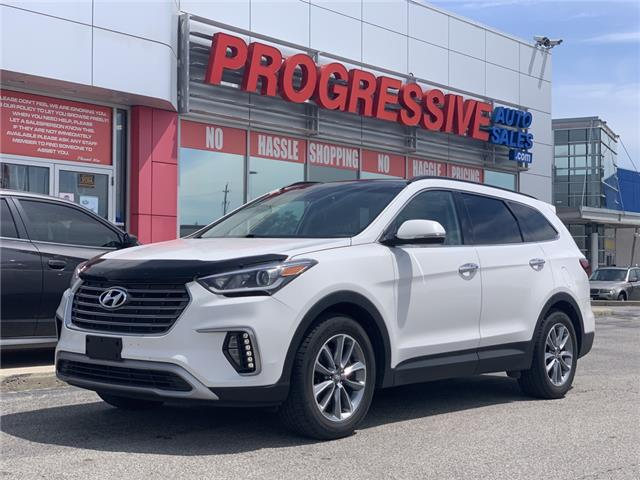 2017 Hyundai Santa Fe XL Luxury (Stk: HU194665) in Sarnia - Image 1 of 10