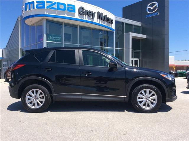 2016 Mazda CX-5 GS (Stk: 03375P) in Owen Sound - Image 1 of 21
