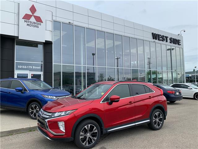 2018 Mitsubishi Eclipse Cross SE (Stk: UE18352) in Edmonton - Image 1 of 24