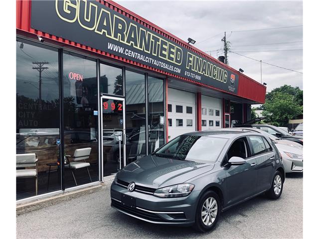2019 Volkswagen Golf 1.4 TSI Comfortline (Stk: C20128) in Ottawa - Image 1 of 10