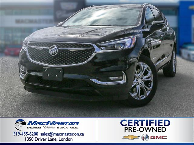 2019 Buick Enclave Avenir (Stk: 9P068A) in London - Image 1 of 10