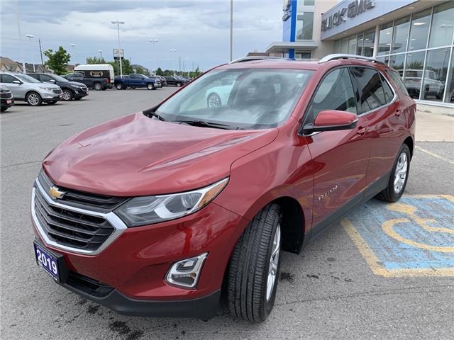 2019 Chevrolet Equinox LT (Stk: 81498) in Carleton Place - Image 1 of 7