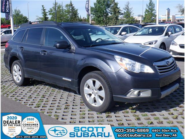 2012 Subaru Outback 2.5i Convenience Package (Stk: 11854U) in Red Deer - Image 1 of 7