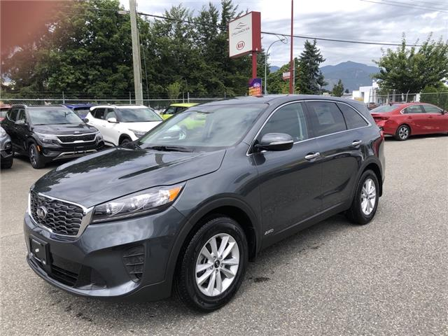 2020 Kia Sorento 2.4L LX+ (Stk: K07-5939) in Chilliwack - Image 1 of 17