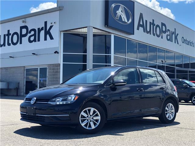 2018 Volkswagen Golf 1.8 TSI Trendline (Stk: 18-84823RJB) in Barrie - Image 1 of 23