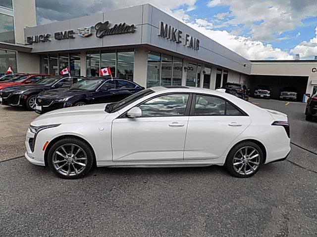 2020 Cadillac CT4 Sport (Stk: 20249) in Smiths Falls - Image 1 of 16
