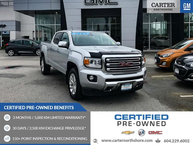 2016 GMC Canyon SLT (Stk: L22001) in North Vancouver - Image 1 of 28