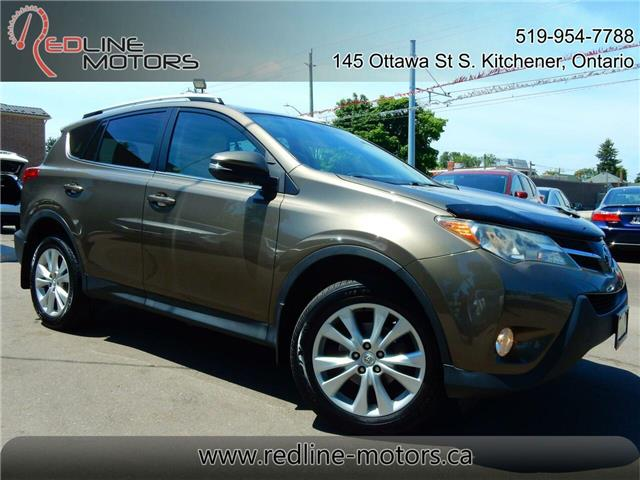 2014 Toyota RAV4 Limited (Stk: 2T3DFR) in Kitchener - Image 1 of 1