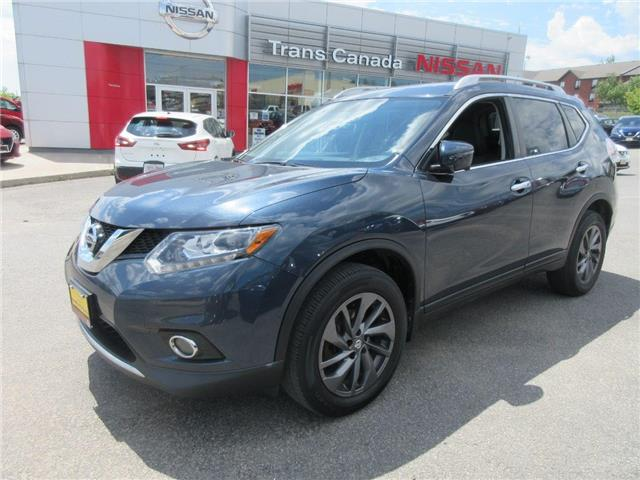 2016 Nissan Rogue  (Stk: P5325) in Peterborough - Image 1 of 27