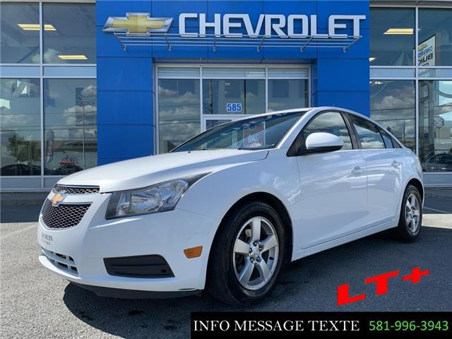 2012 Chevrolet Cruze LT Turbo (Stk: 20230A) in Ste-Marie - Image 1 of 23